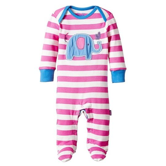 Pyjama en coton bio 0/3 mois - Kite kids