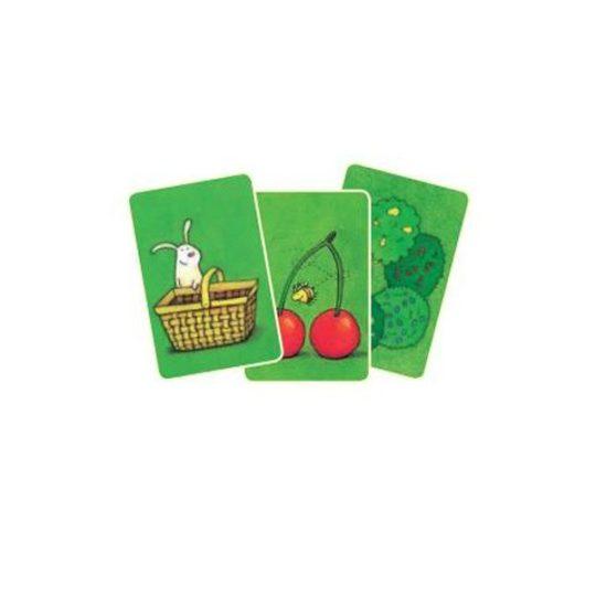 Le verger - Jeu de cartes Haba