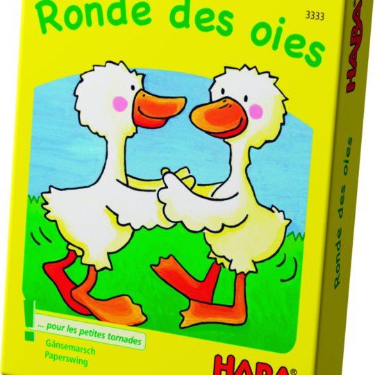 Ronde des oies - Jeu de cartes Haba