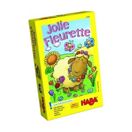 Jolie Fleurette Haba