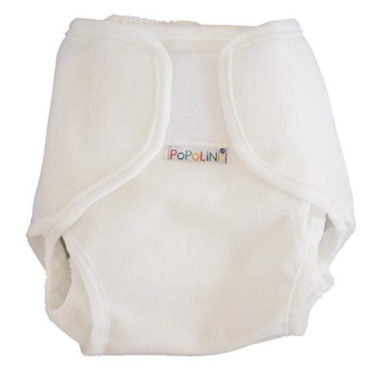 Culotte de protection PopoWrap blanche S, M, L ou XL