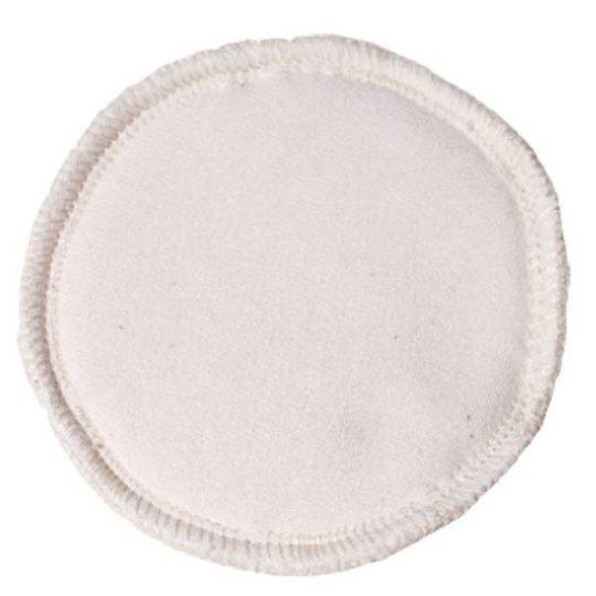 Coussinets d'allaitement lavables en coton bio Popolini