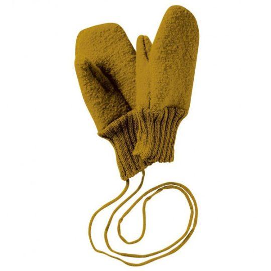 Mouffles en laine tissée 5-12 mois - Disana