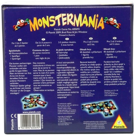 Monstermania - Piatnik
