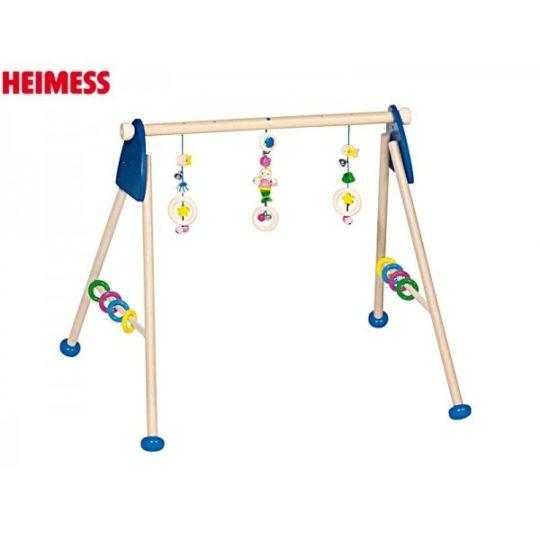Portique d'activités en bois Sirène - Heimess