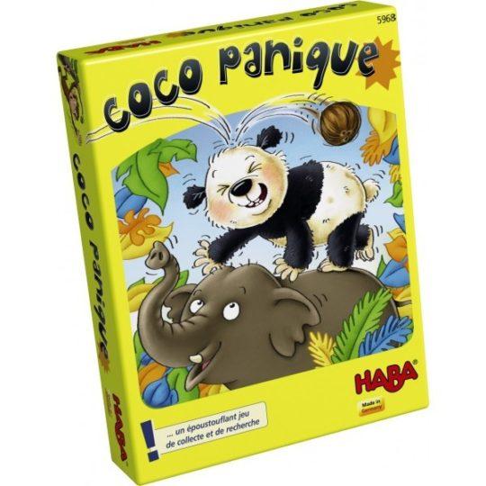 Coco panique - Jeu de cartes - Haba