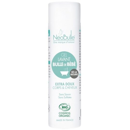 Bulle d'Orange - Gel lavant 200ml - Néobulle